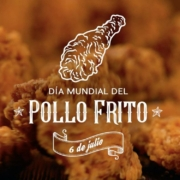 Dia Mundial Pollo Frito